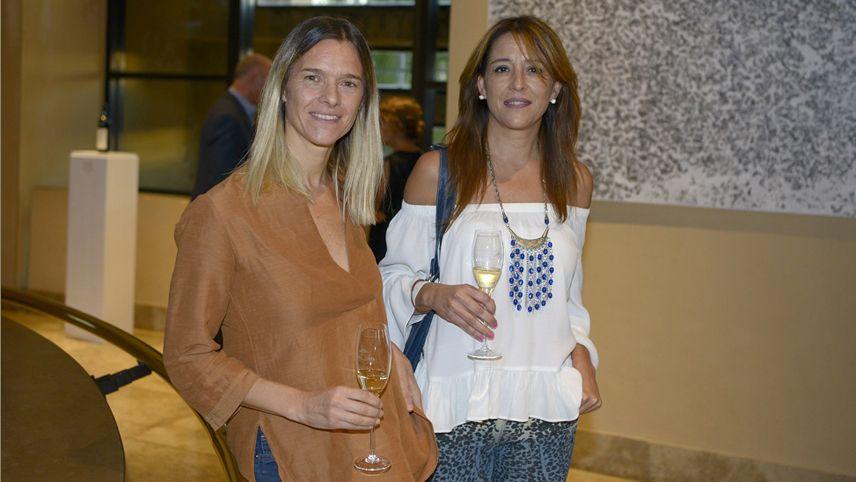 Cecilia Prato y Soledad Audano.