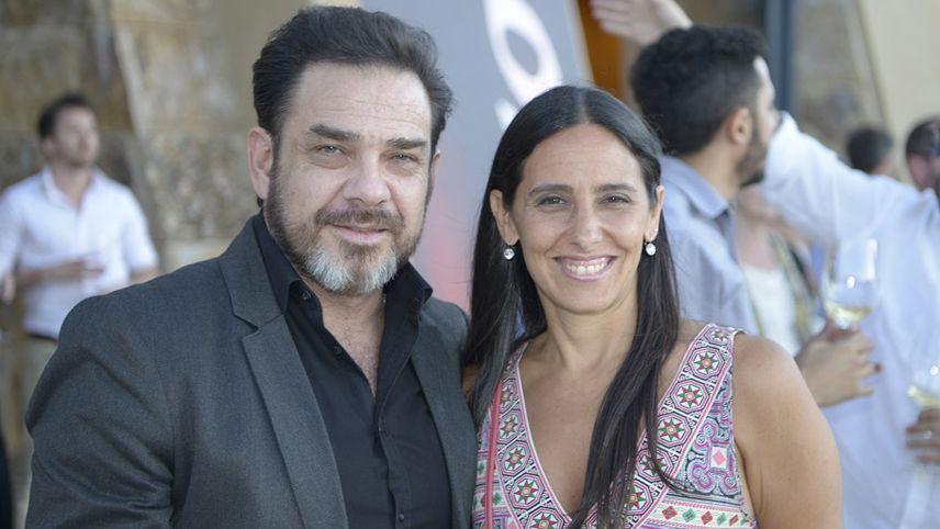 Pablo Robello y María José Verdaguer.