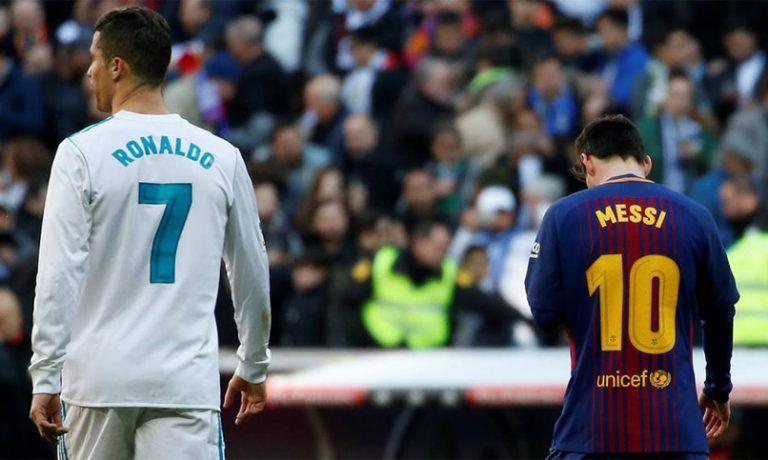 Messi va por un récord de Cristiano Ronaldo