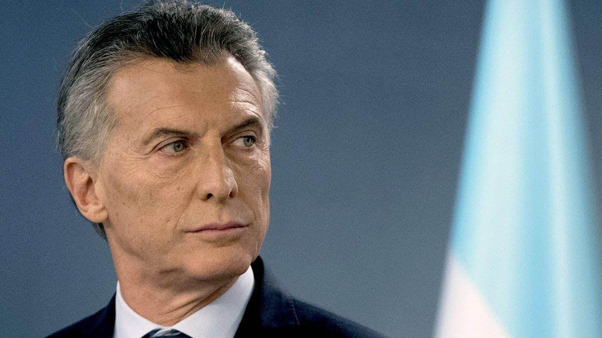 Mauricio Macri anunció que iba a comandar una fundación con su nombre