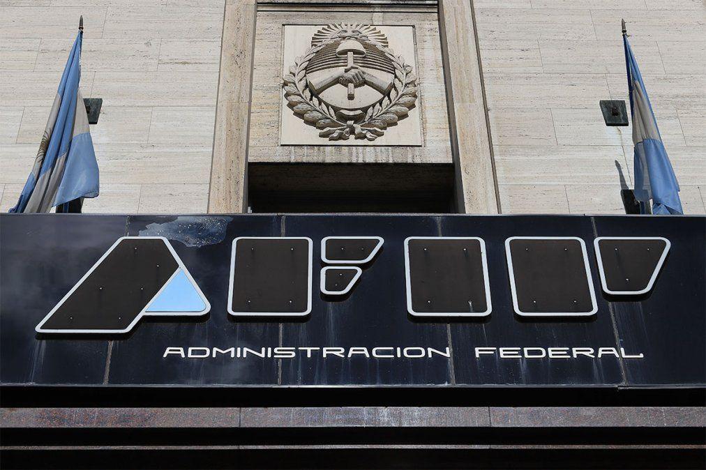 AFIP informó que aumento la recudación.