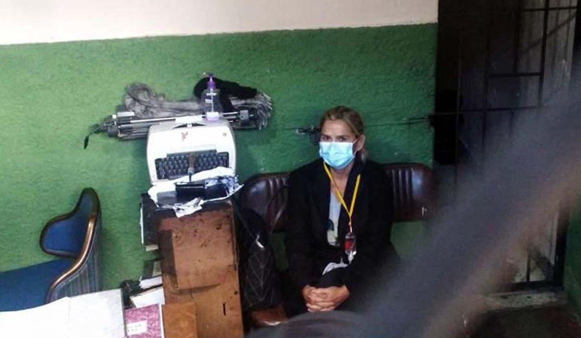 La Fiscalía general de Bolivia solicitó la prisión preventiva de Jeanine Áñez por seis meses