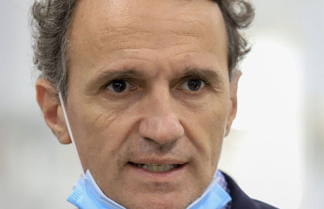 Gabriel Katopodis criticó el plan de obras PPP. Foto: NA.