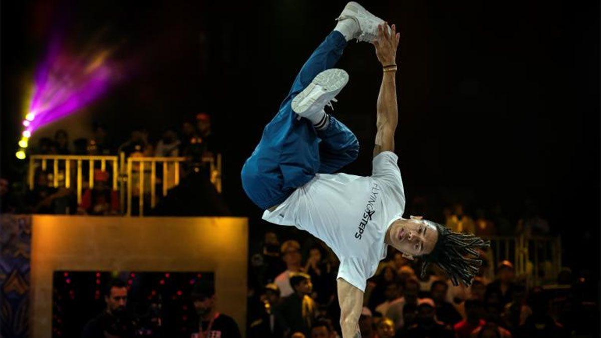 El breakdance será disciplina olímpica en París 2024
