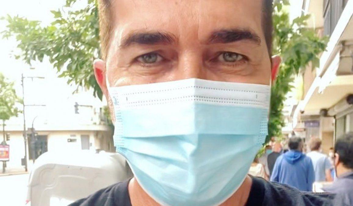 Rodolfo Barili tiene coronavirus