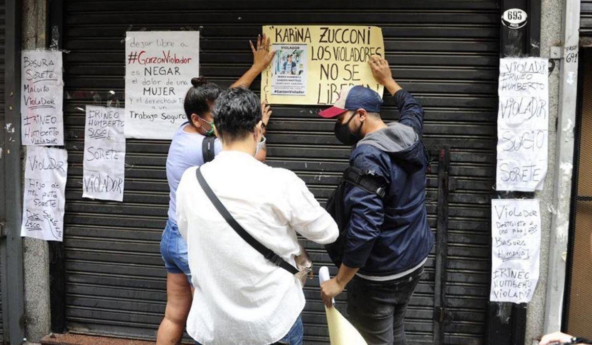 Abuso sexual: inhibieron al acusado de violar a la joven venezolana