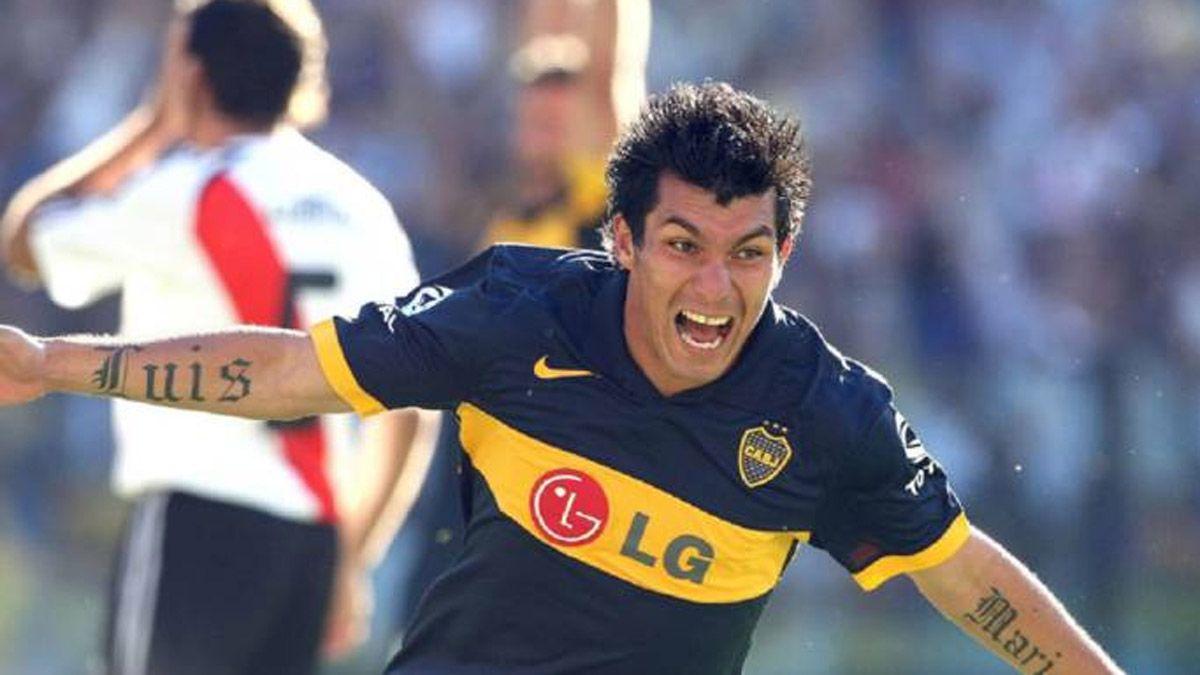 Gary Medel, la bomba que prepara Boca Juniors