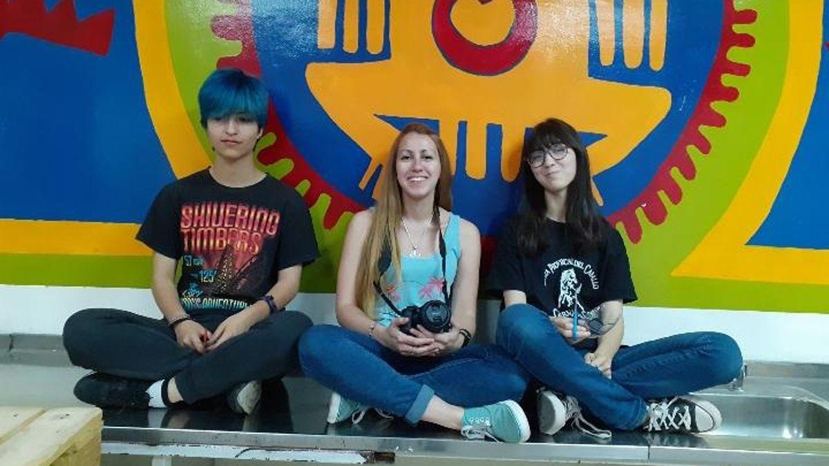 Una escuela de Guaymallén es finalista en un festival mundial de cine