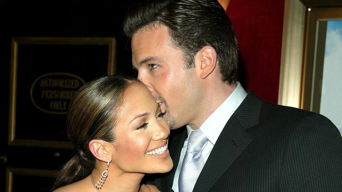 Jennifer Lopez y Ben Affleck fueron pareja hasta el 2004.