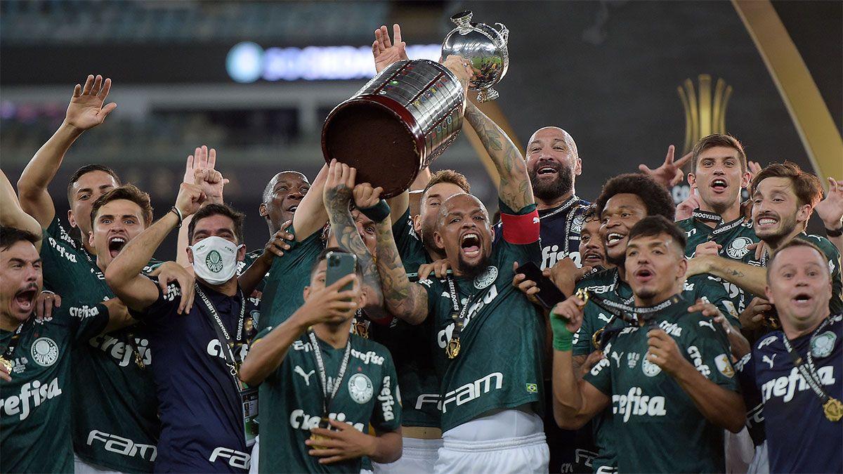 Palmeiras es el último clasificado al Mundial de Clubes