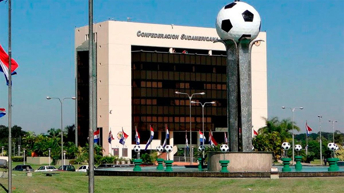 Conmebol definió dónde jugarán Defensa y Justicia y Coquimbo