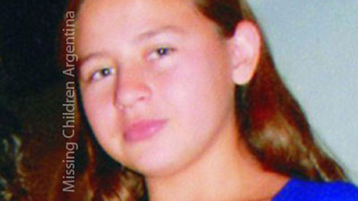 Celeste Aldama Orozco Maturano desapareció en 2011