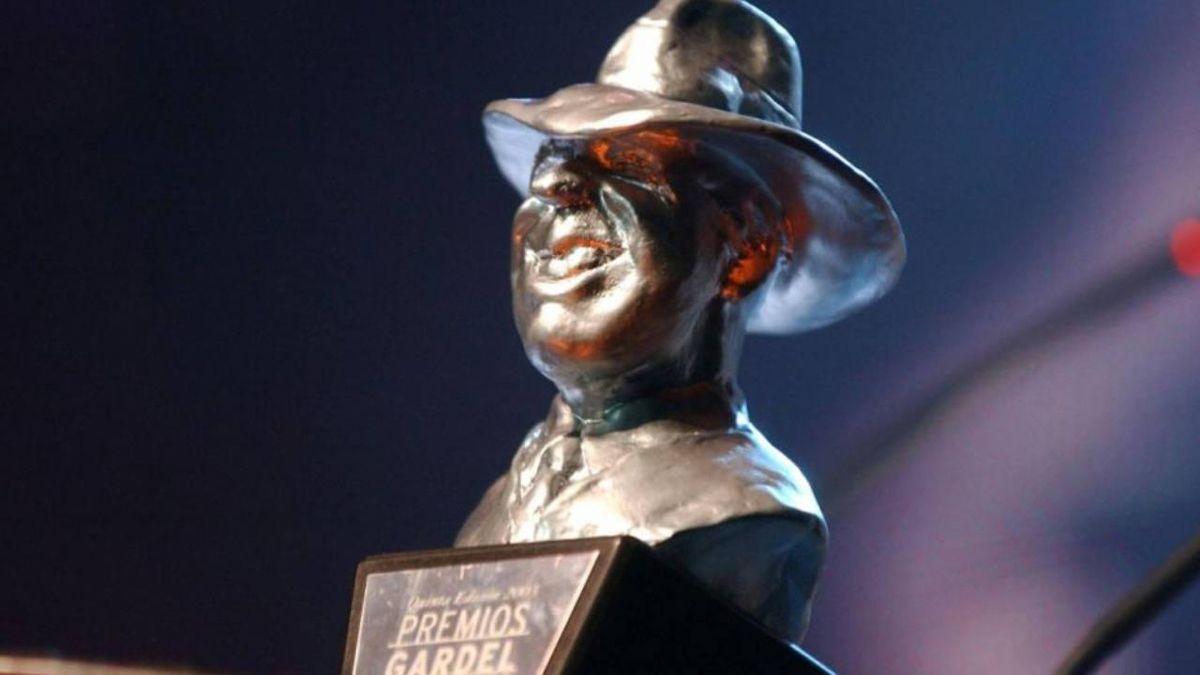 Los Premios Gardel 2021 se entregarán en junio.