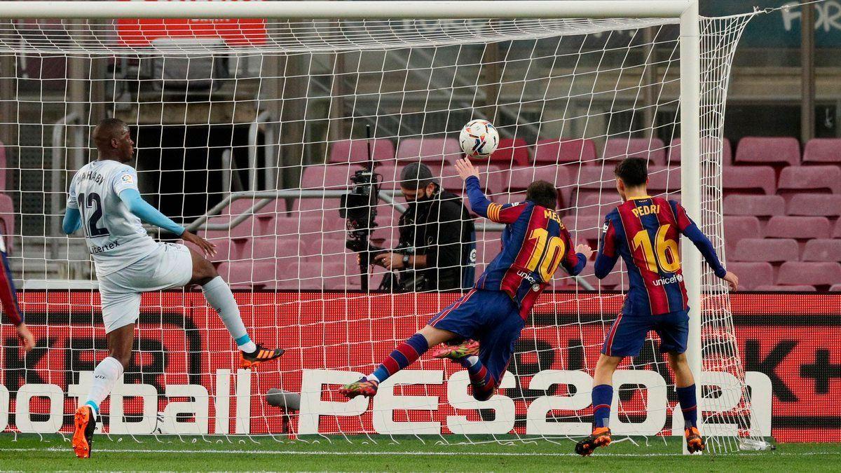 Los números del récord de Lionel Messi