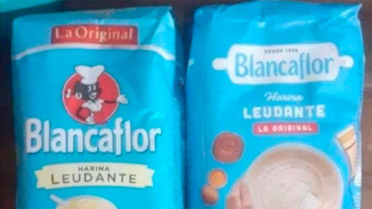 La harina Blancaflor quitó a la cocinera negra de su logo