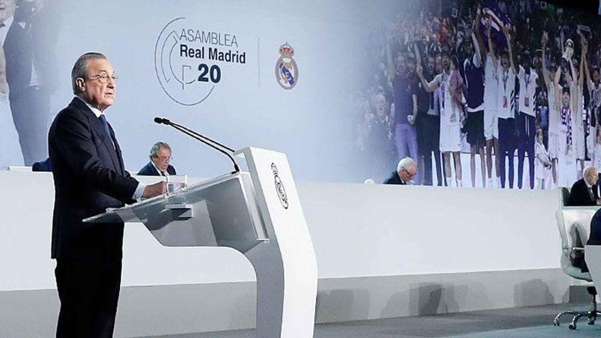 Florentino Pérez, otro caso de coronavirus en el Real Madrid
