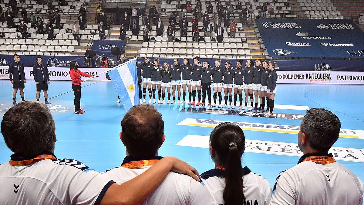 La Garra perdió y no estará en los Juegos Olímpicos de Tokio