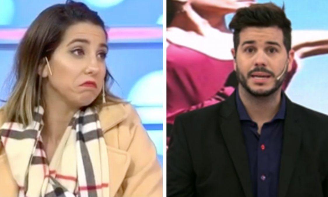 Cinthia Fernández explotó contra Nicolás Magaldi tras quedarse sin trabajo: Oficialmente desempelada