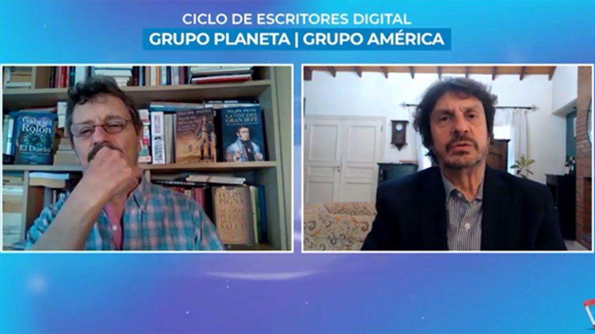 Felipe Pigna cerró el Ciclo de Escritores