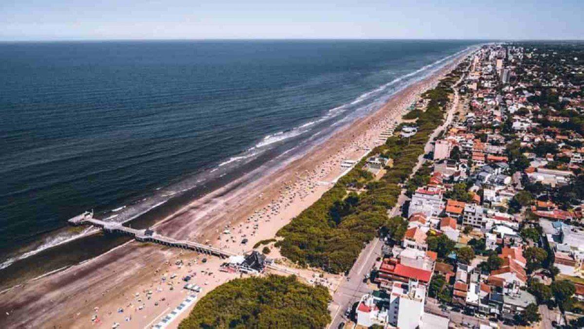 La Costa Atlántica concentró una gran cantidad de turismtas esta temporada.