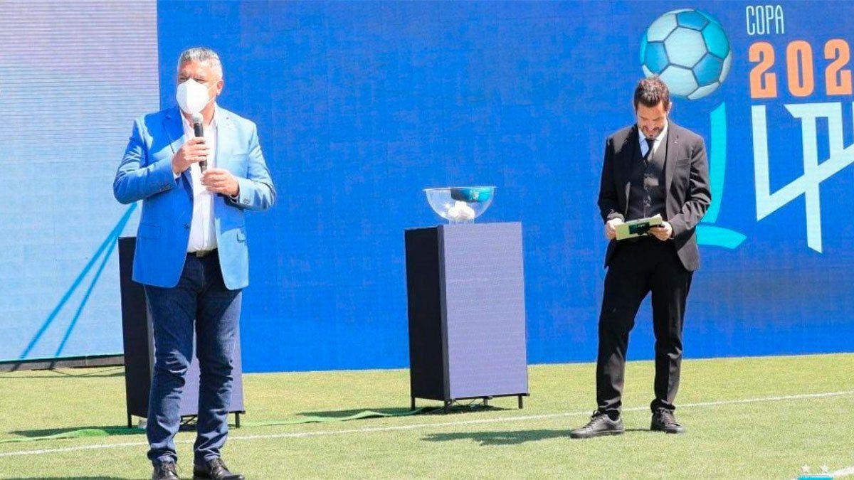 Sorteo de la Liga Profesional: hora, formato y clásicos