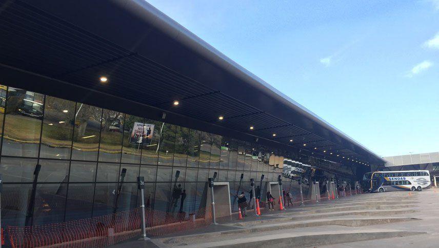 La terminal de ómnibus se renueva: tendrá un polo gastronómico y un hotel
