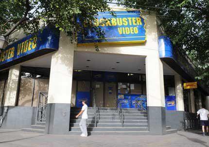 Cerró el Blockbuster de calle Patricias Mendocinas y Rivadavia