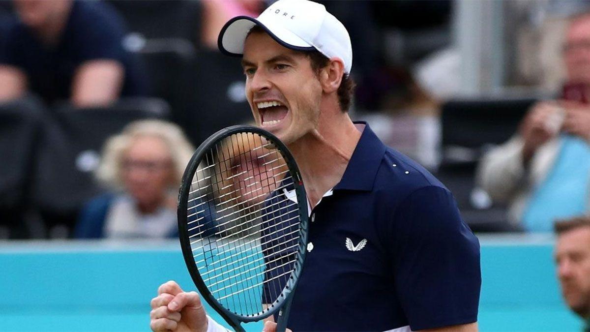 A pesar de su bajo ranking Andy Murray ya definió cómo iniciará el 2021