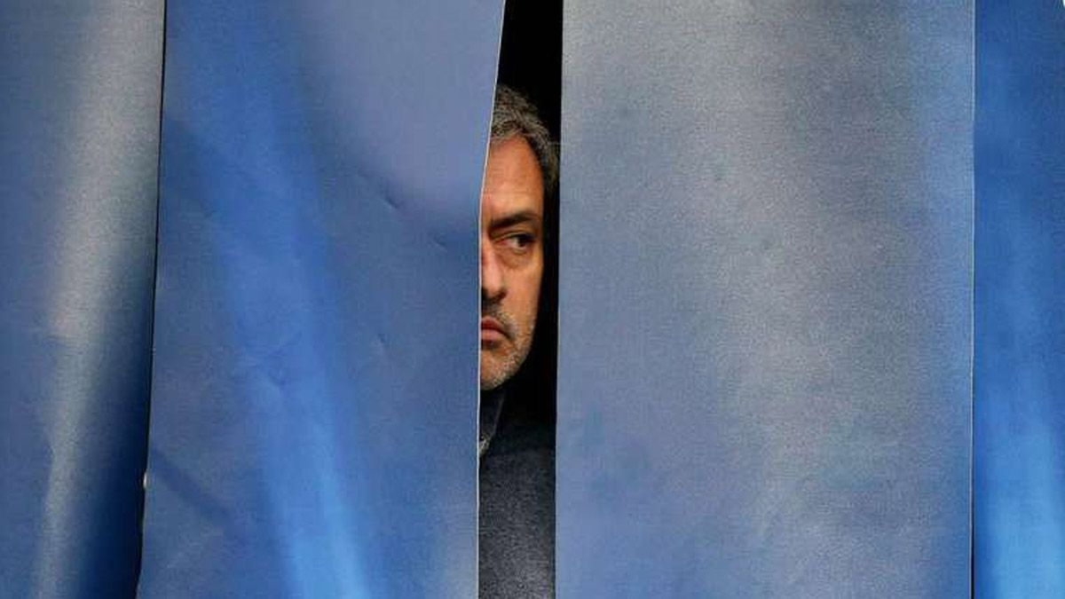 Mourinho le hizo pasar un mal momento a Bielsa