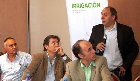 Irrigación presentó su Plan Agua 2020 ante el Consejo de Cuenca del río Diamante