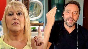 Fuerte y polémico cruce entre Adrián Pallares y Laura Ubfal