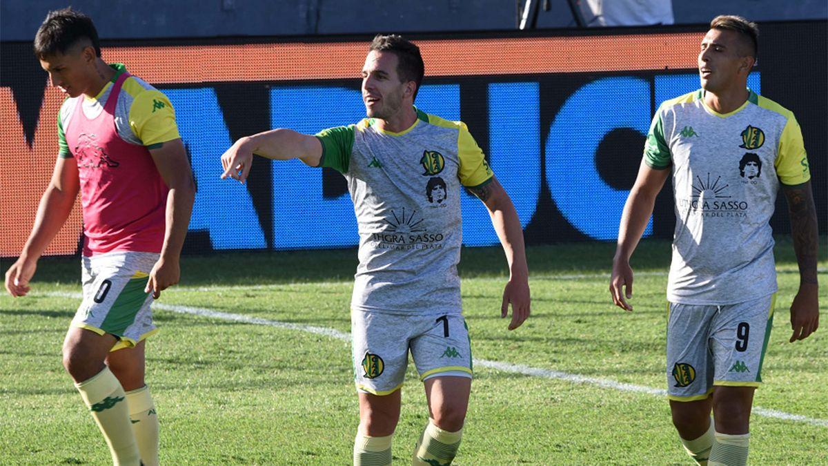 Aldosivi le ganó a Patronato, en Paraná