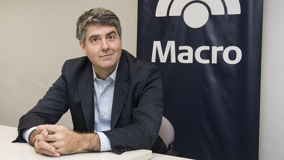 Francisco Muro, Gerente de Distribución y Ventas de Banco Macro.