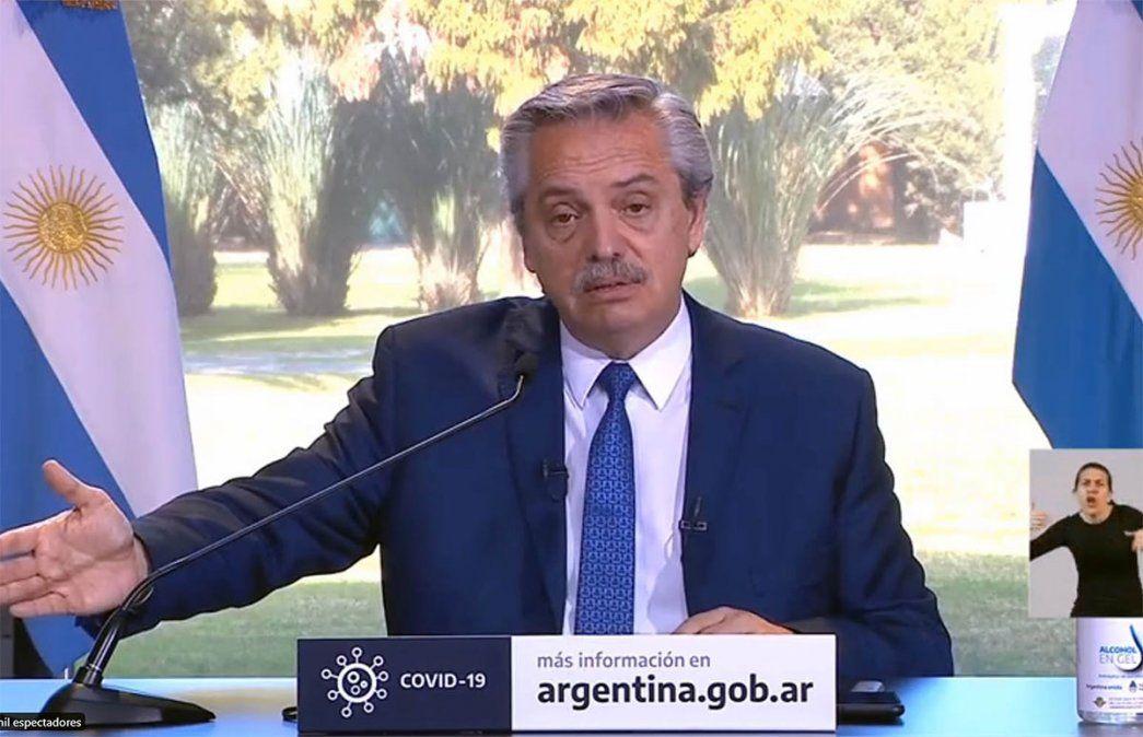 Alberto Fernández definirá cómo sigue la Cuarentena en Argentina