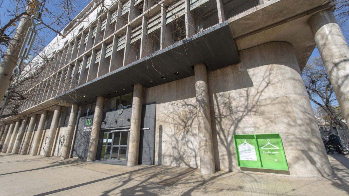 La Universidad de Congreso se pone a punto para el inicio de clases