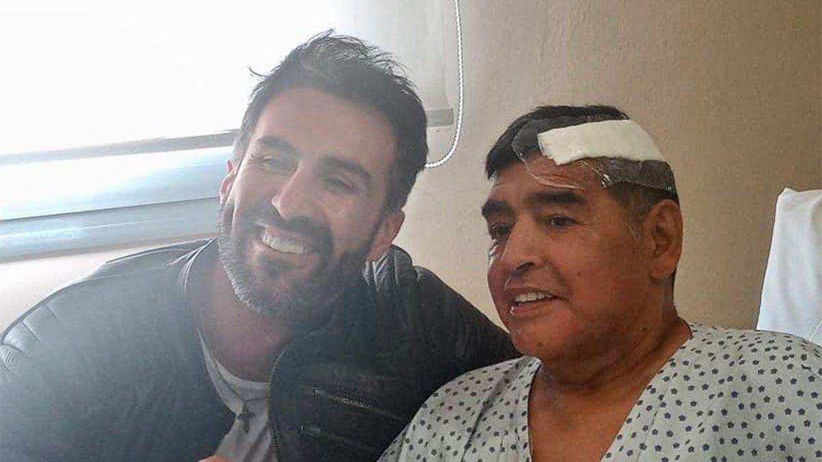 Apareció un video de Maradona antes de morir: Estoy abollado