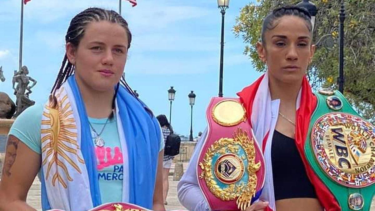 La Bonita Bermúdez y la pelea más difícil de su carrera