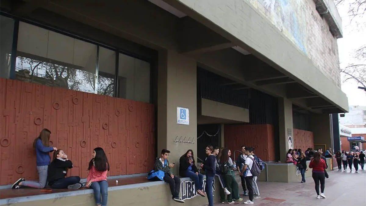 Estos son los estudiantes que ingresaron a colegios de la UNCuyo