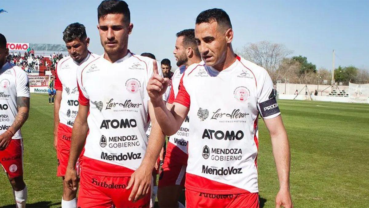 Adolfo Tallura dijo que piensa en retirarse del fútbol