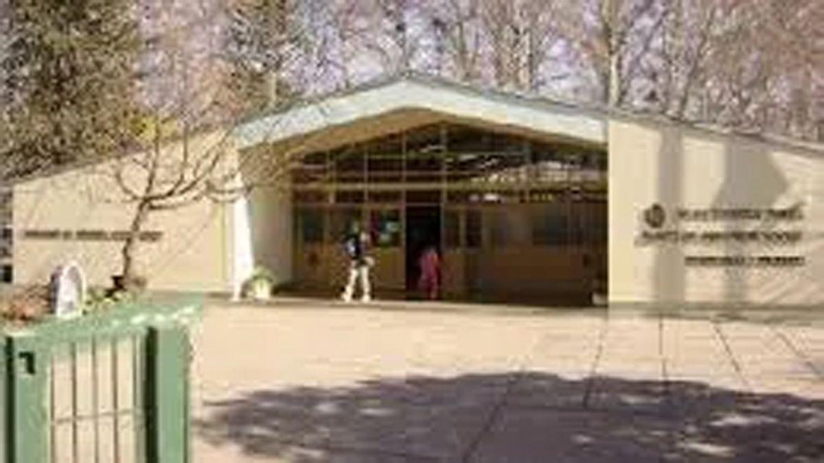 La escuela Francisco Moyano