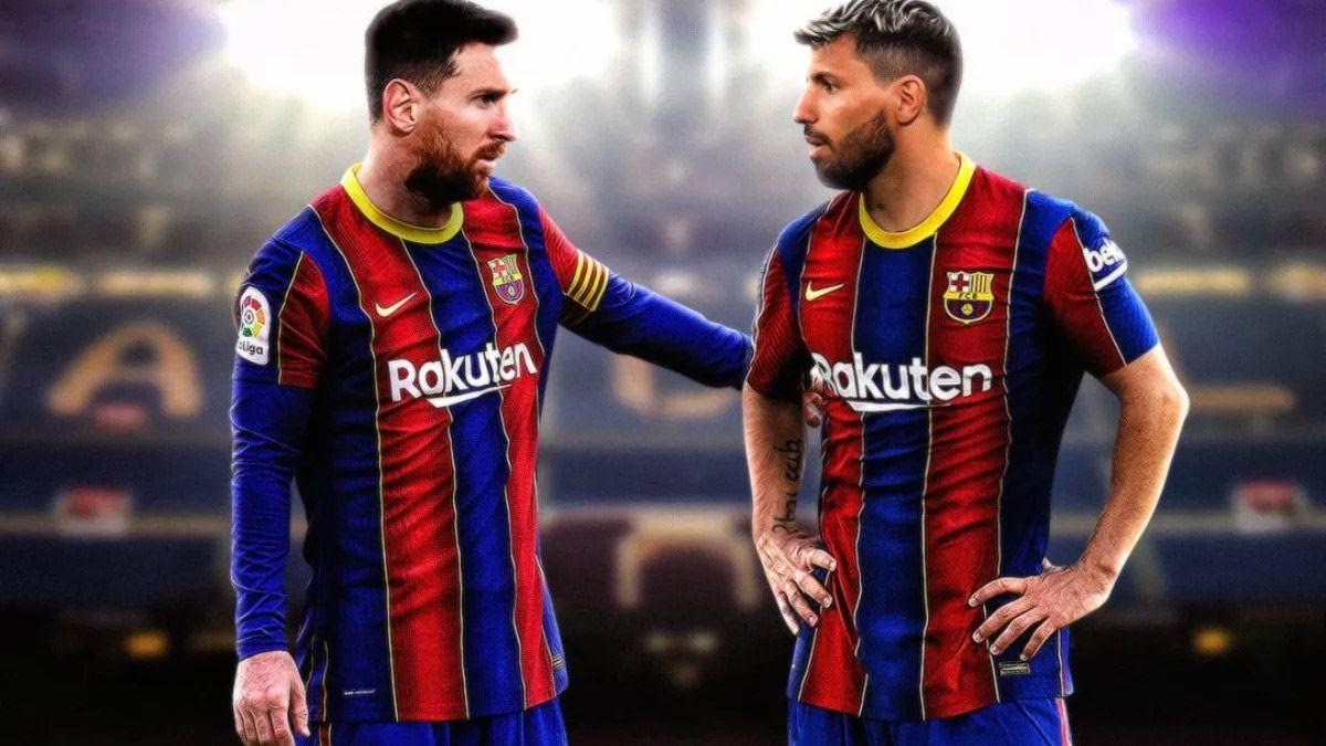 Guardiola reveló que Agüero jugará con Messi en el Barcelona