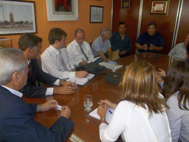 """""""En un mes no habrá más inconvenientes con los semáforos en Alvear"""", lo dijo Diego Martínez Palau"""