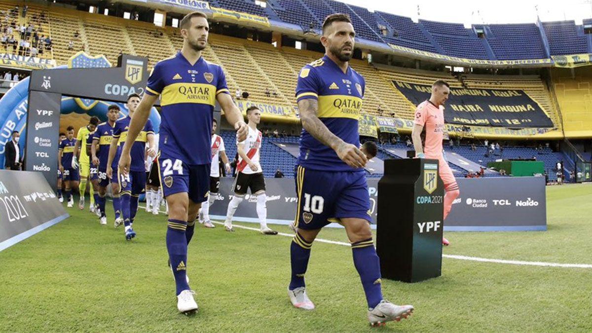 Riquelme y un mensaje para los jugadores de Boca
