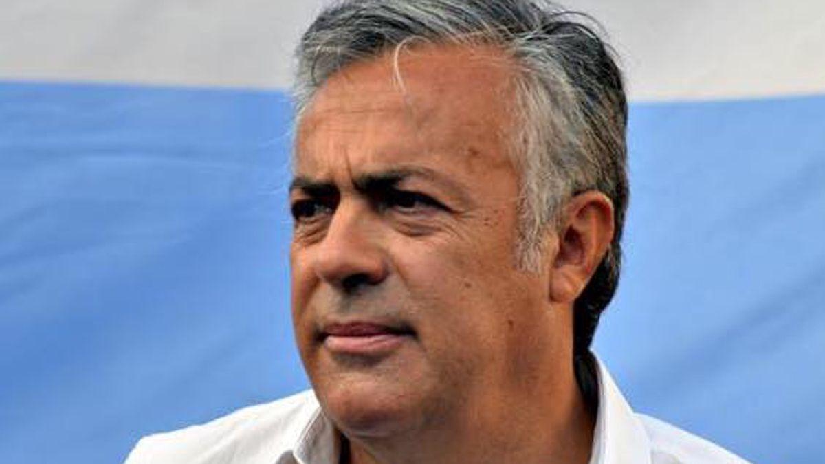 También Cornejo salió a responderle al Presidente