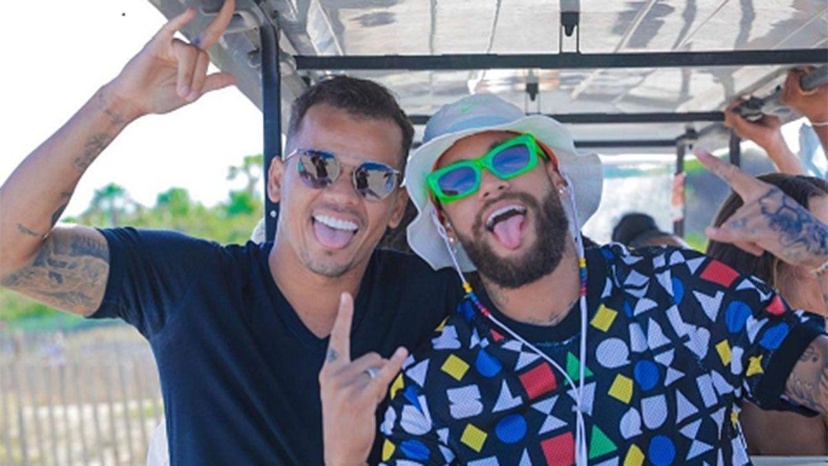 En plena pandemia Neymar organizó una tremenda fiesta