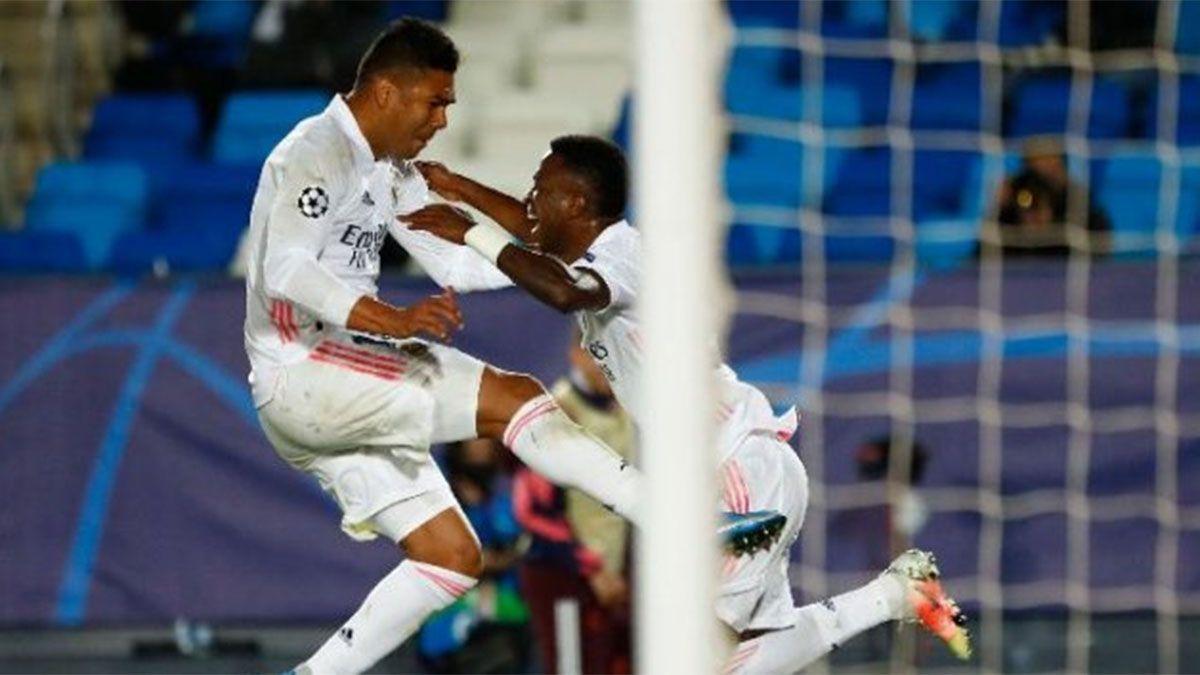 Real Madrid fue más que Liverpool en la ida de los cuartos