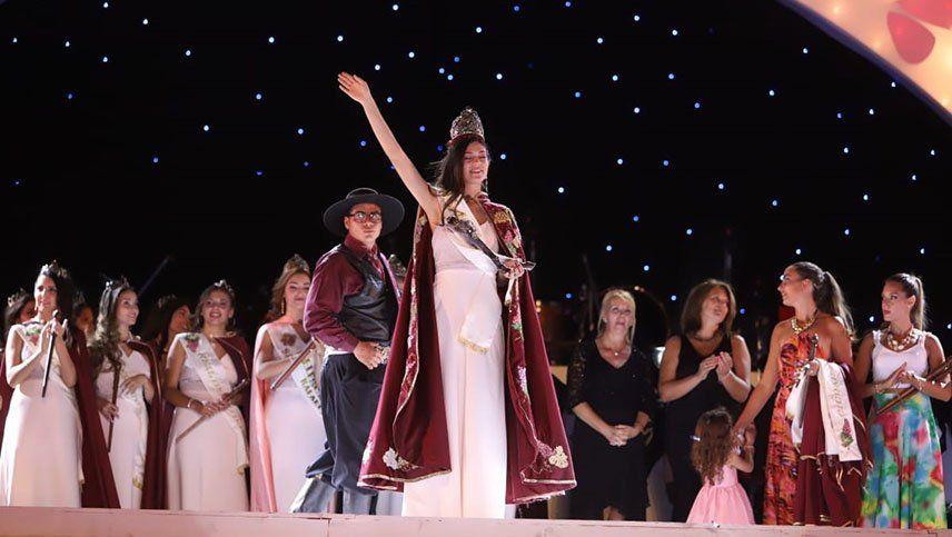 Juliana Miller se quedó con la corona de San Rafael