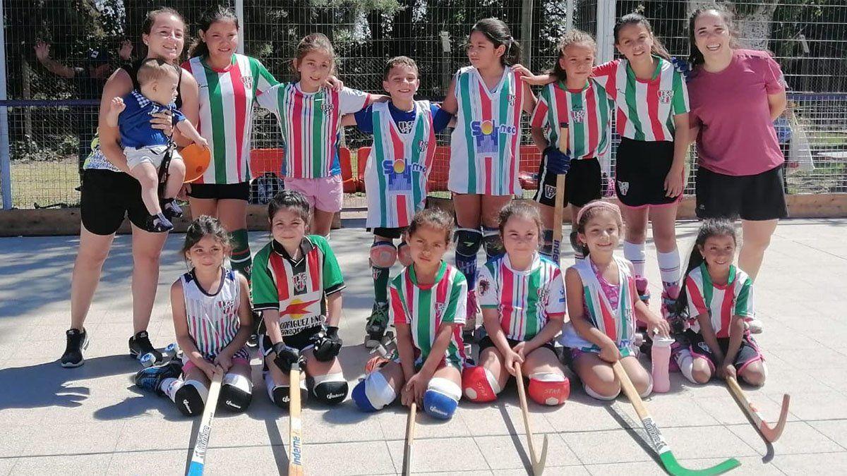 Una buena noticia: Deportivo Guaymallén vuelve a tener hockey