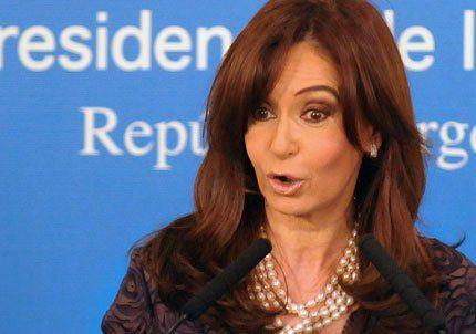 ¿Cristina quiere cambiar de imagen?