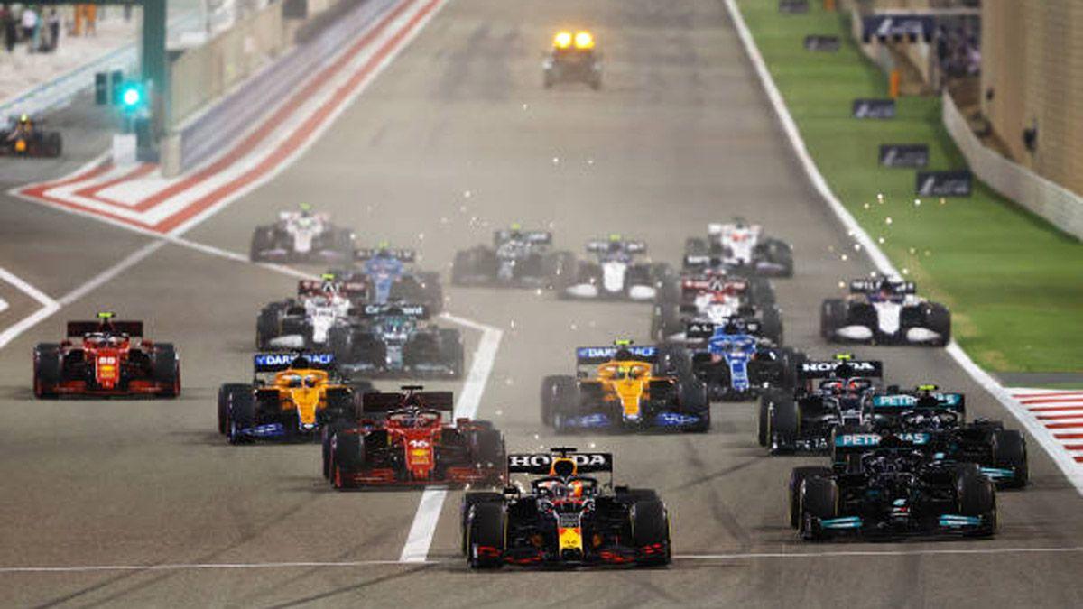 La F1 informó que en Bahrein hubo 12 positivos de Covid-19